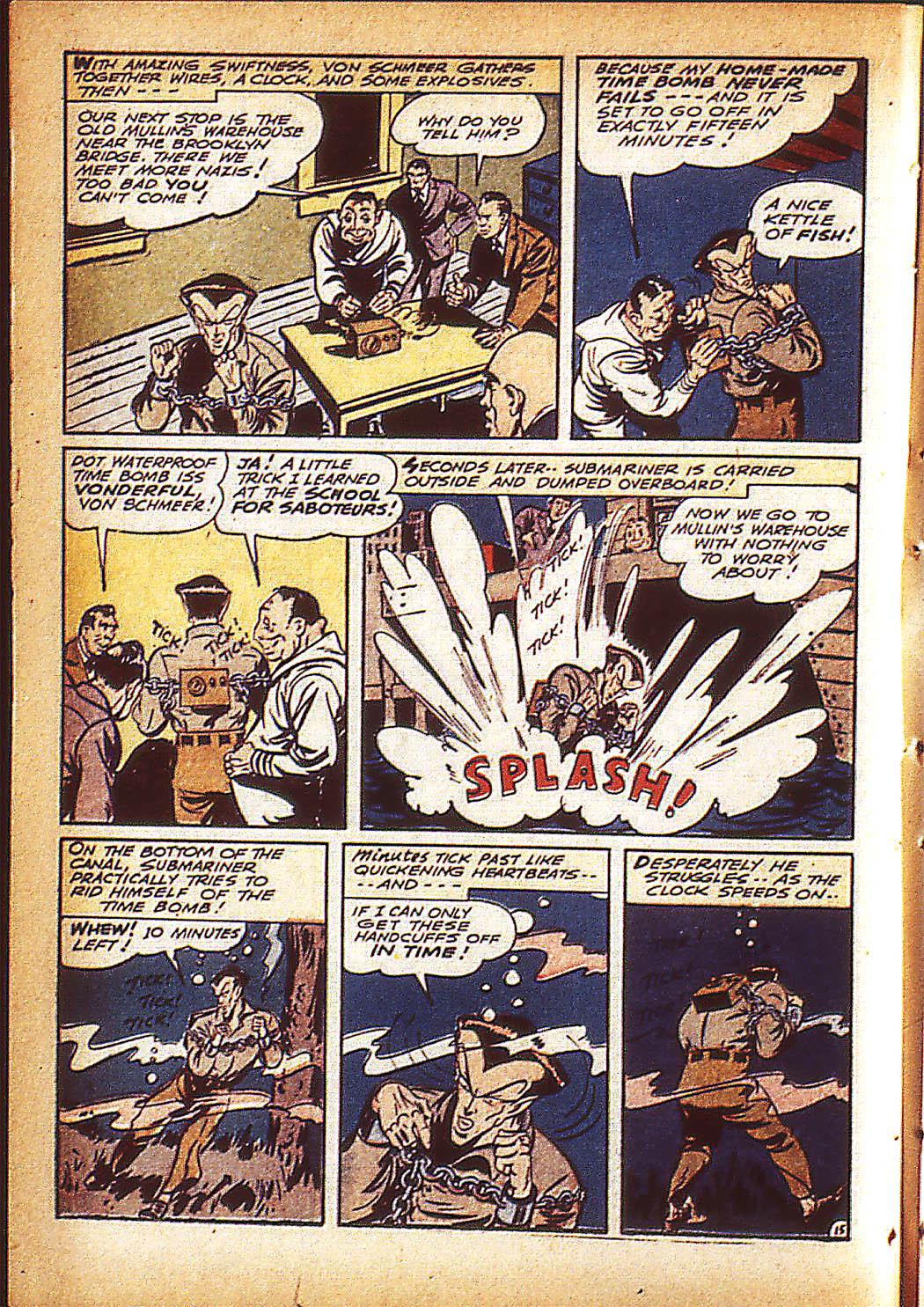 Sub-Mariner Comics Issue #10 #10 - English 39
