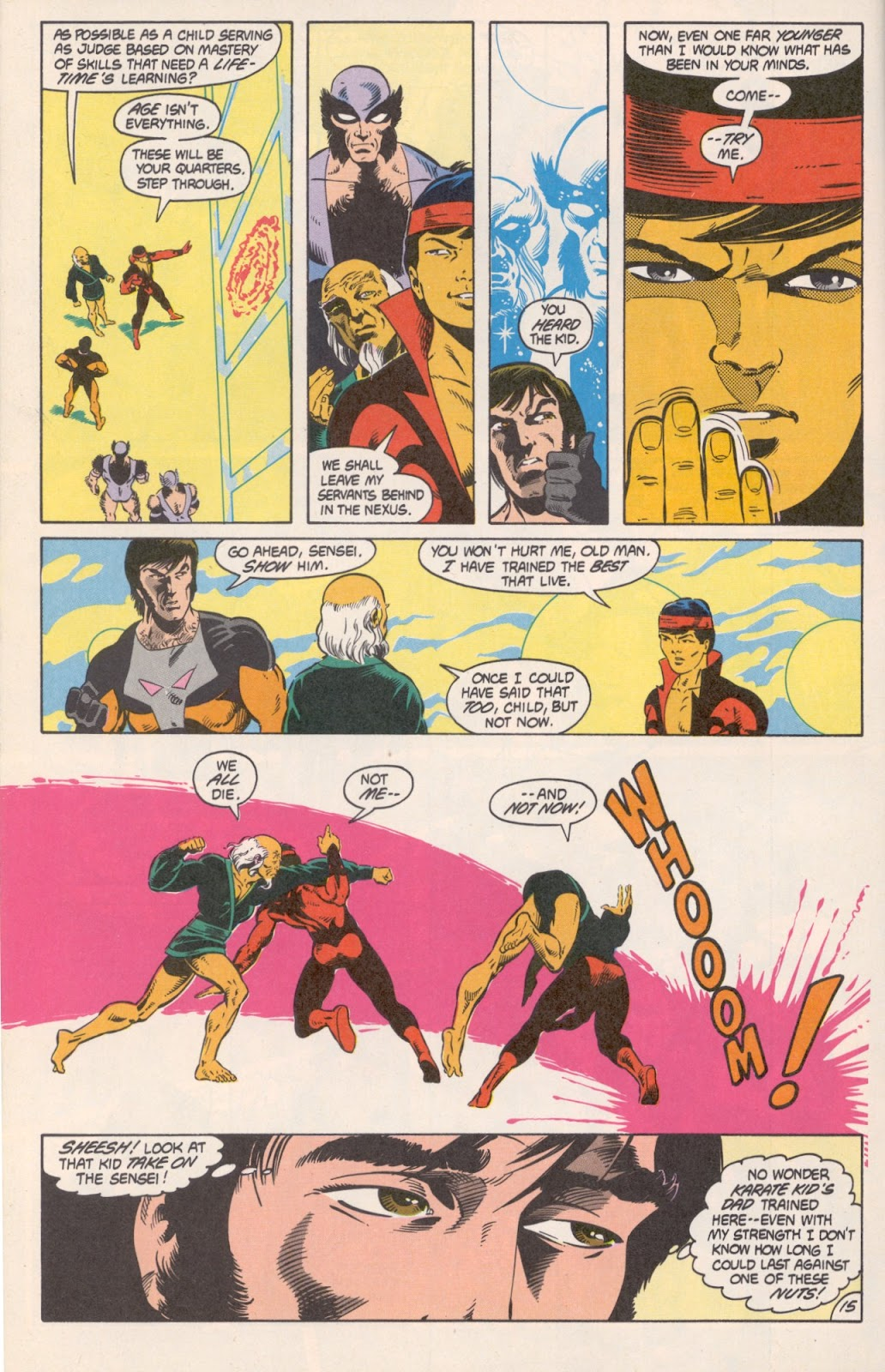 Tales of the Legion Issue #338 #25 - English 16