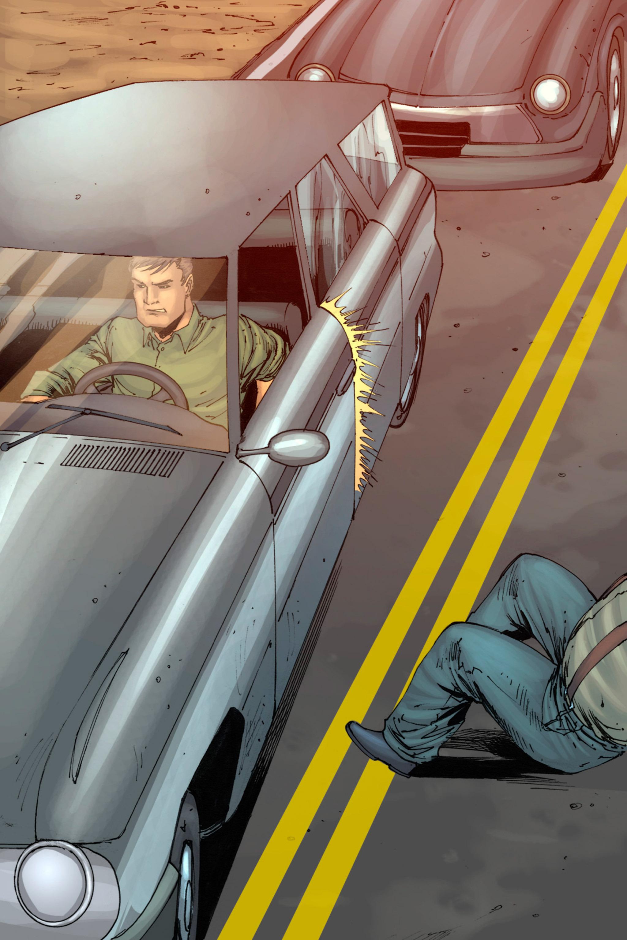 Read online Z-Men comic -  Issue #1 - 16