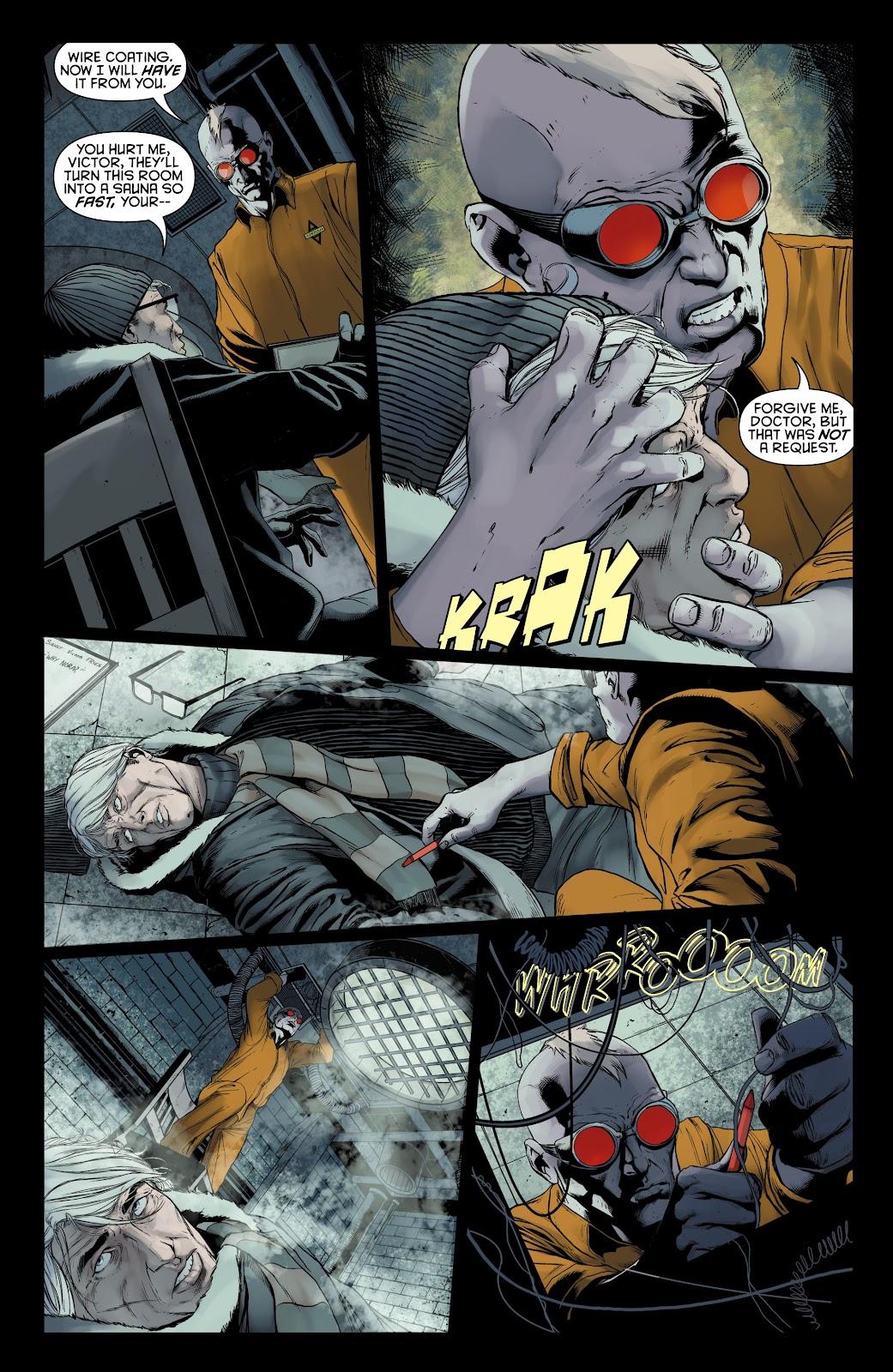Batman (2011) Annual 1 #11 - English 7