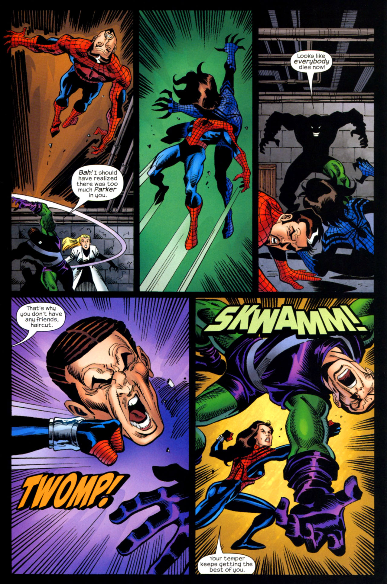 Amazing Spider-Girl #30 #31 - English 21