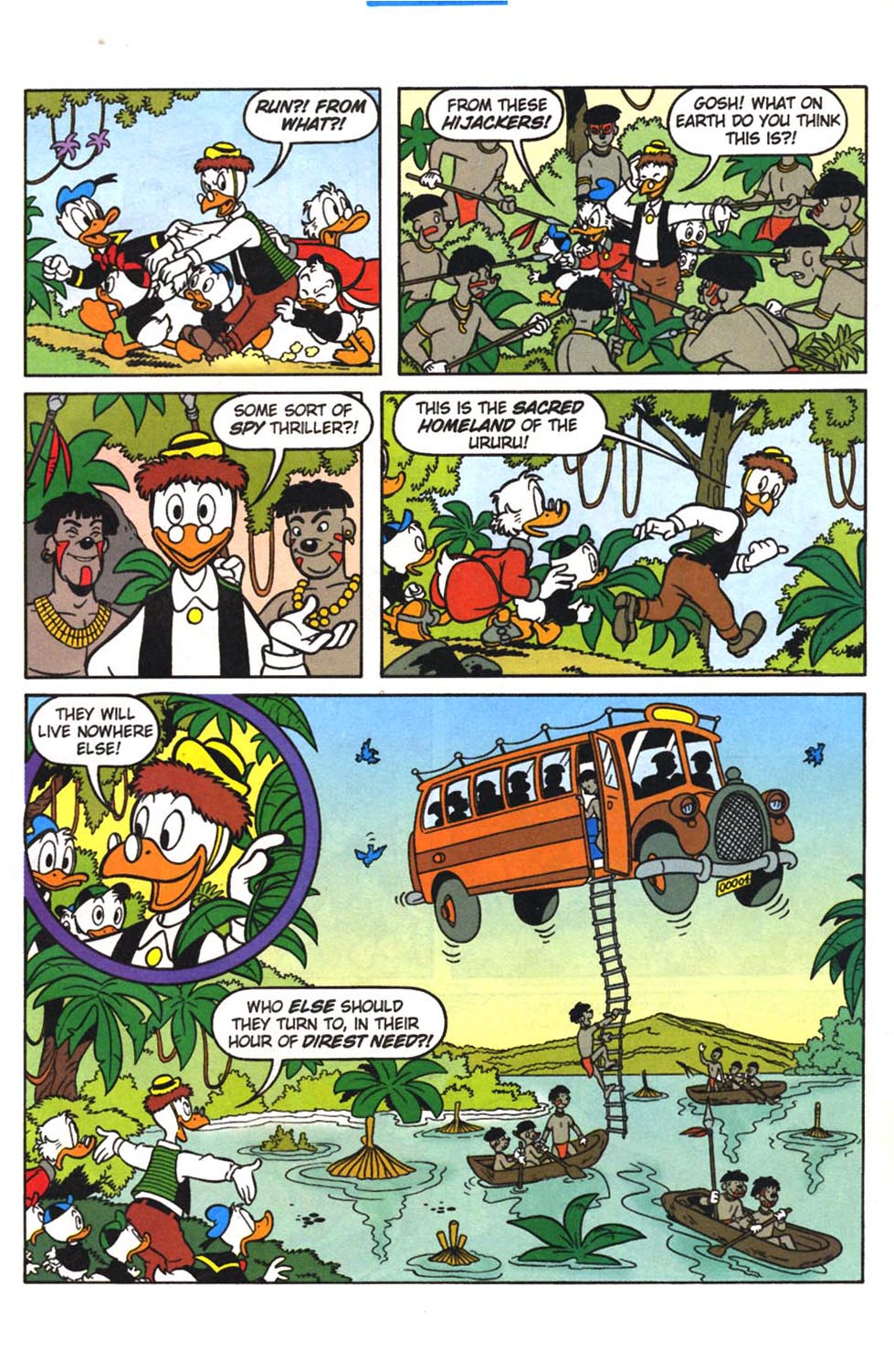 Uncle Scrooge (1953) Issue #307 #307 - English 11
