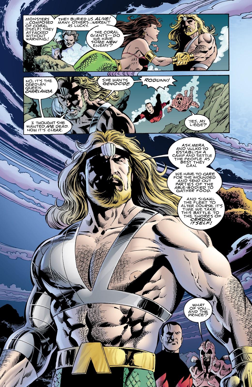 Aquaman (1994) Issue #65 #71 - English 15