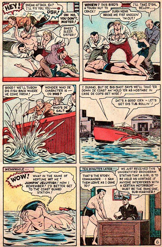 Sub-Mariner Comics #26 #26 - English 8