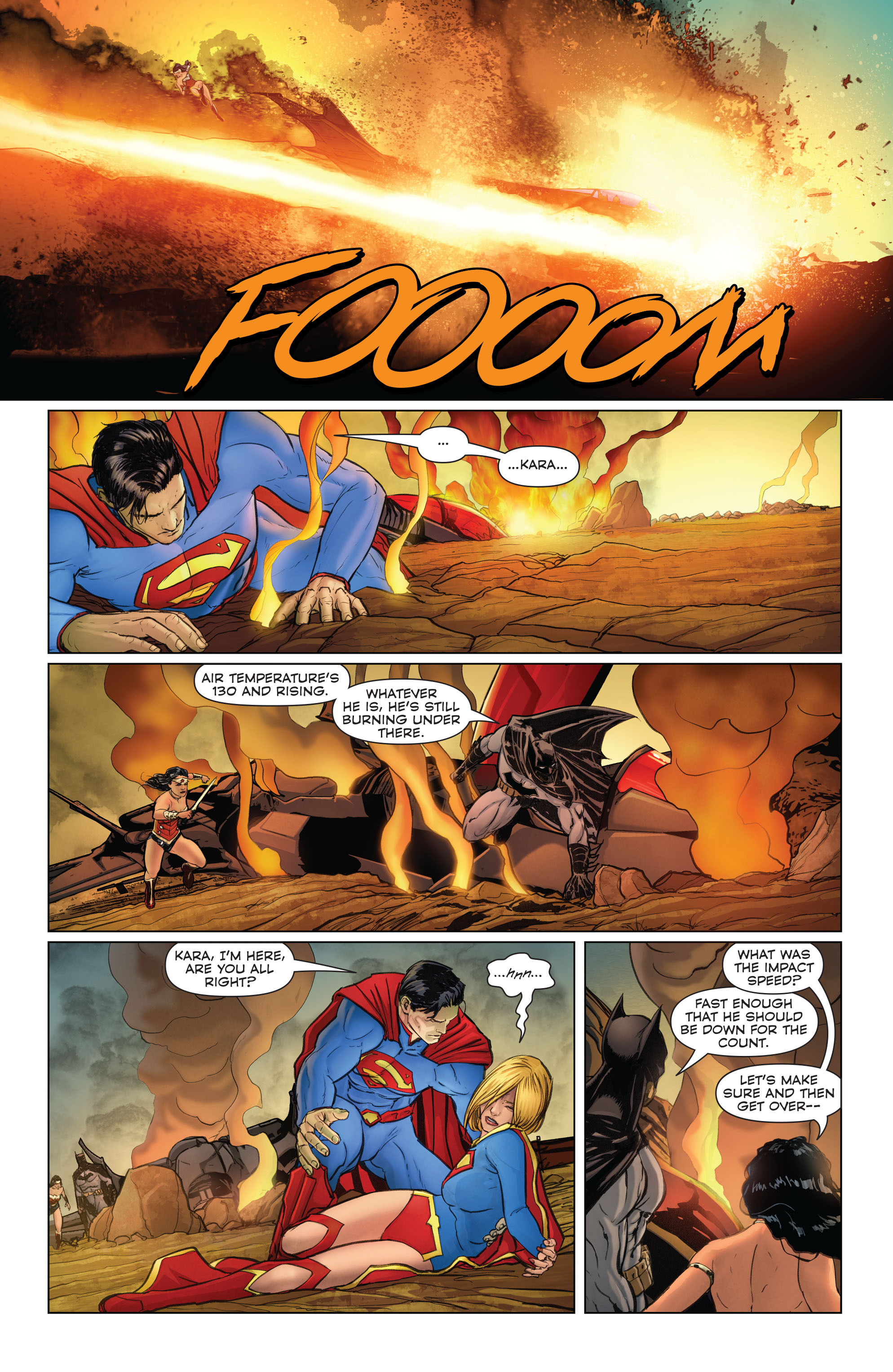 Read online Superman (2011) comic -  Issue #52 - 11