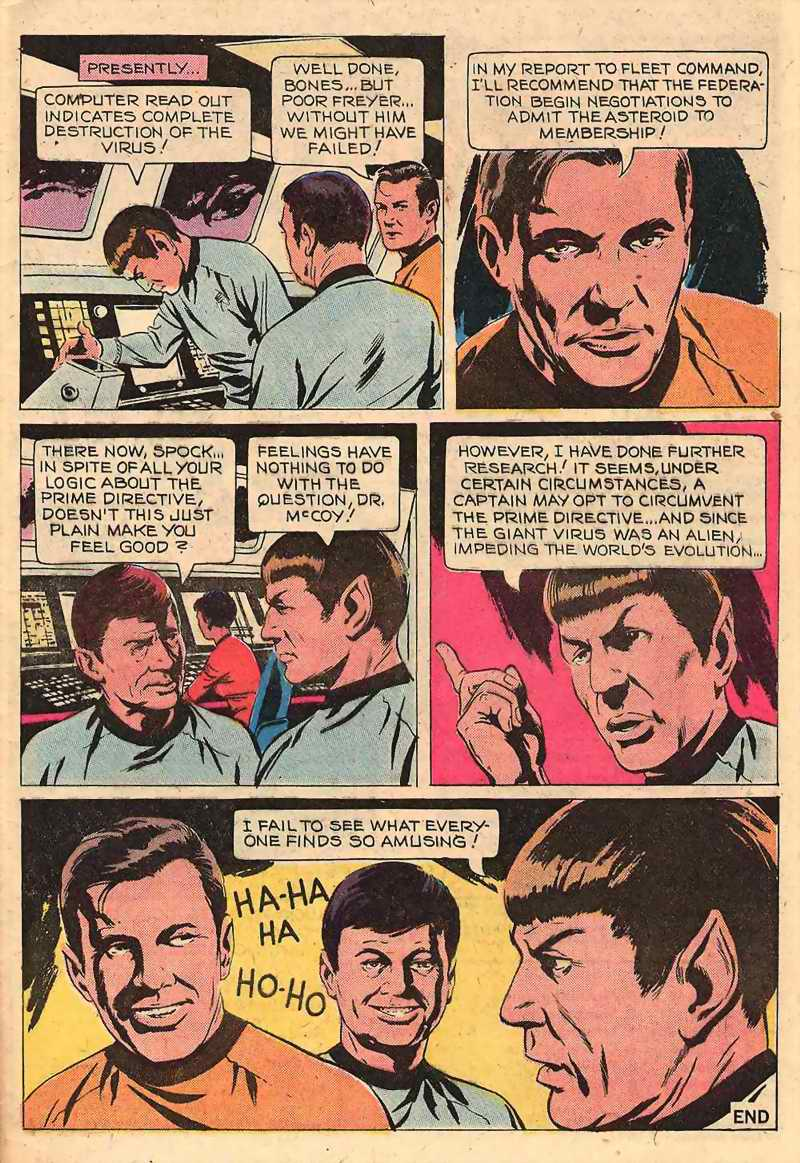Star Trek (1967) #58 #58 - English 23
