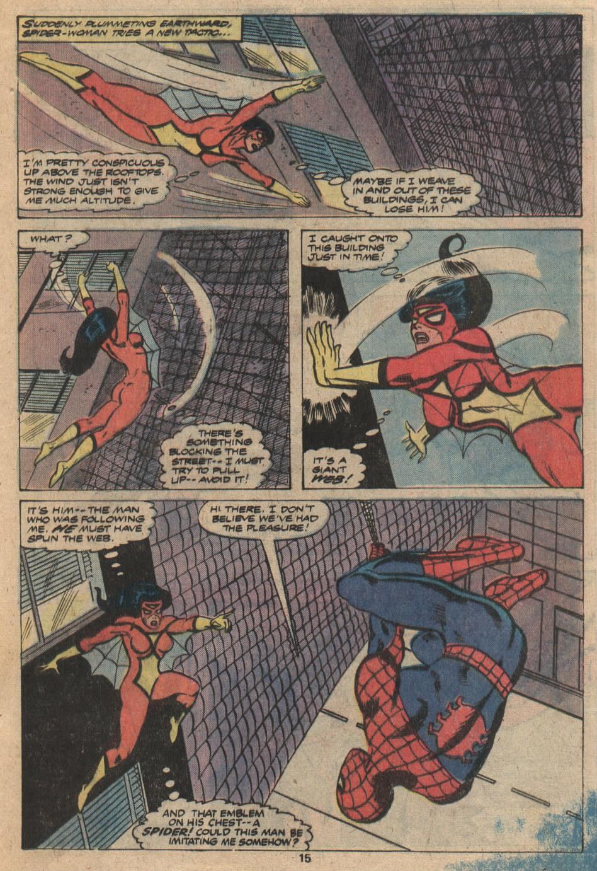 Spider-Woman (1978) #20 #31 - English 10