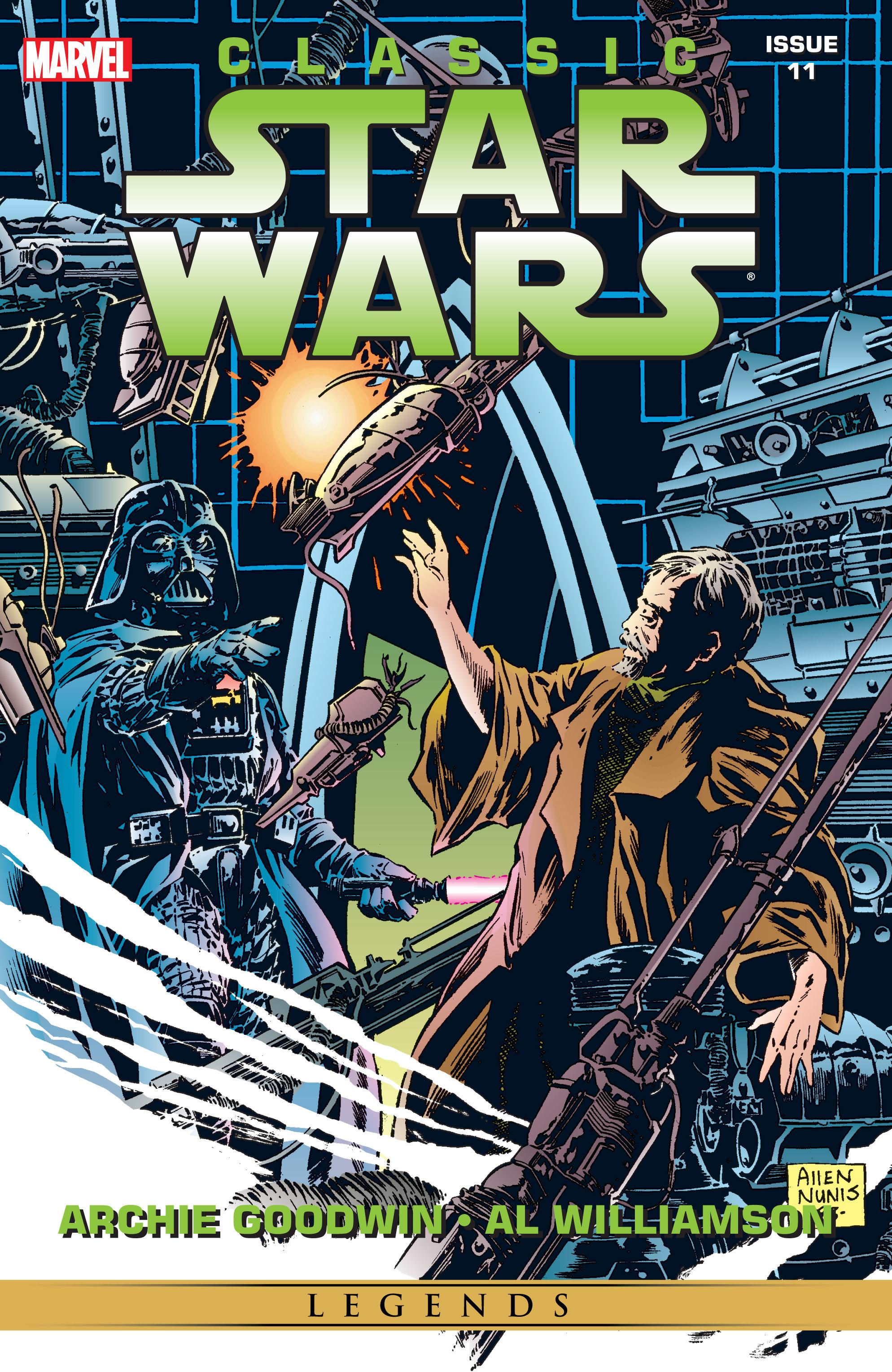 Classic Star Wars #11 #11 - English 1