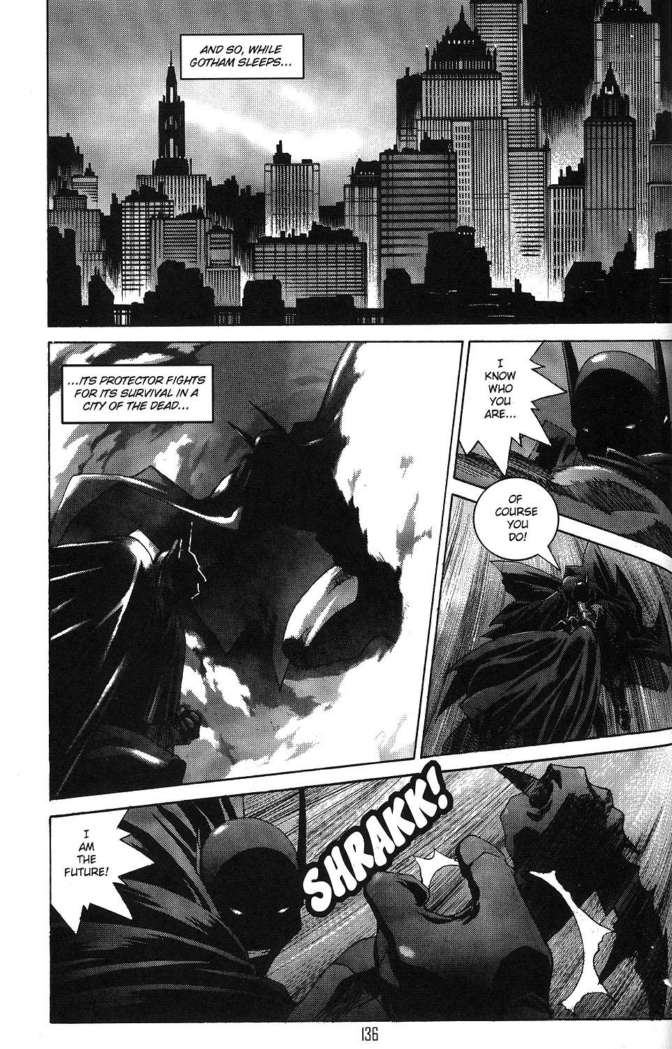 Read online Batman: Child of Dreams comic -  Issue # Full - 130