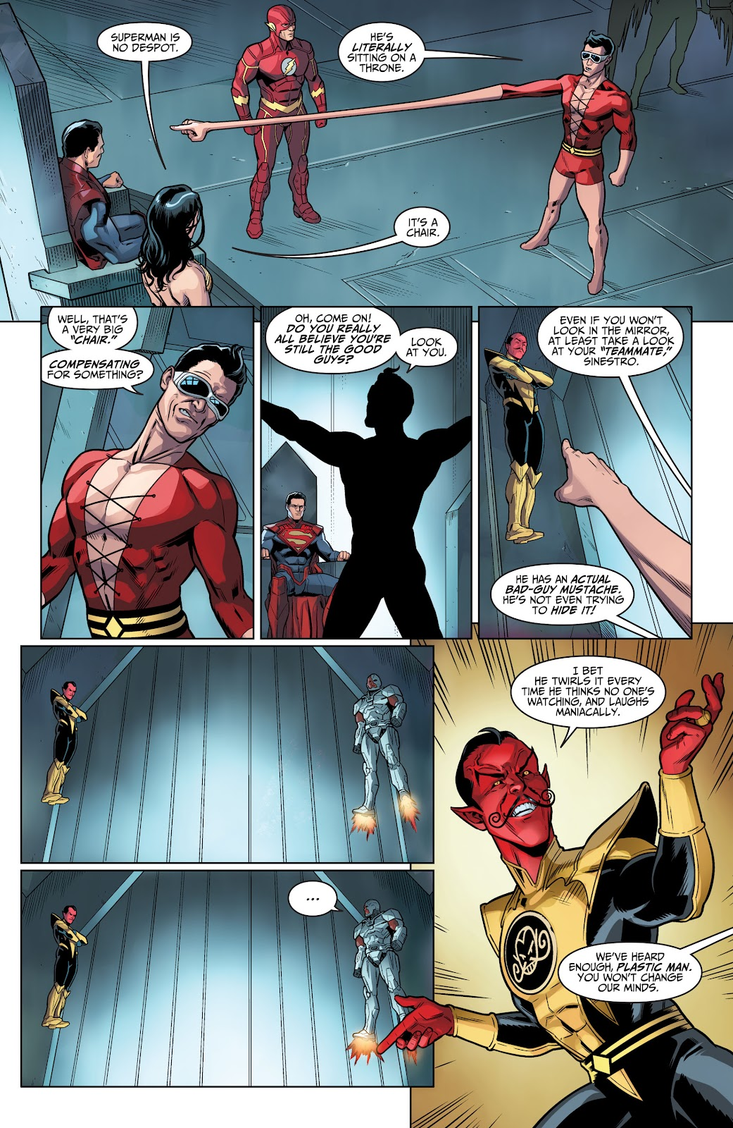 Injustice: Gods Among Us Year Four _Annual 1 #1 - English 12