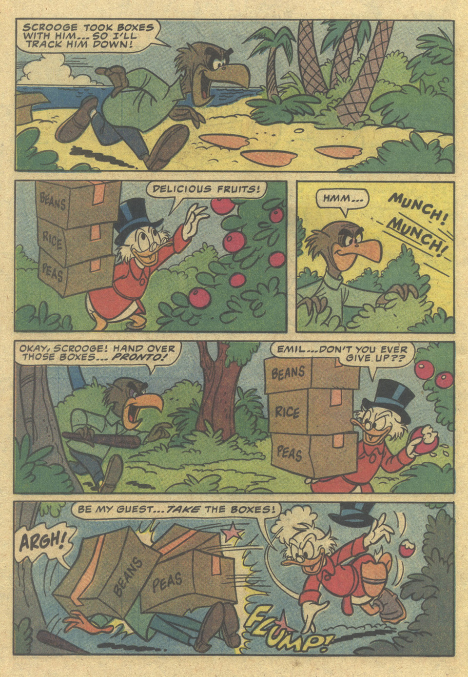 Scrooge (1953) Issue #12 #204 - English 20