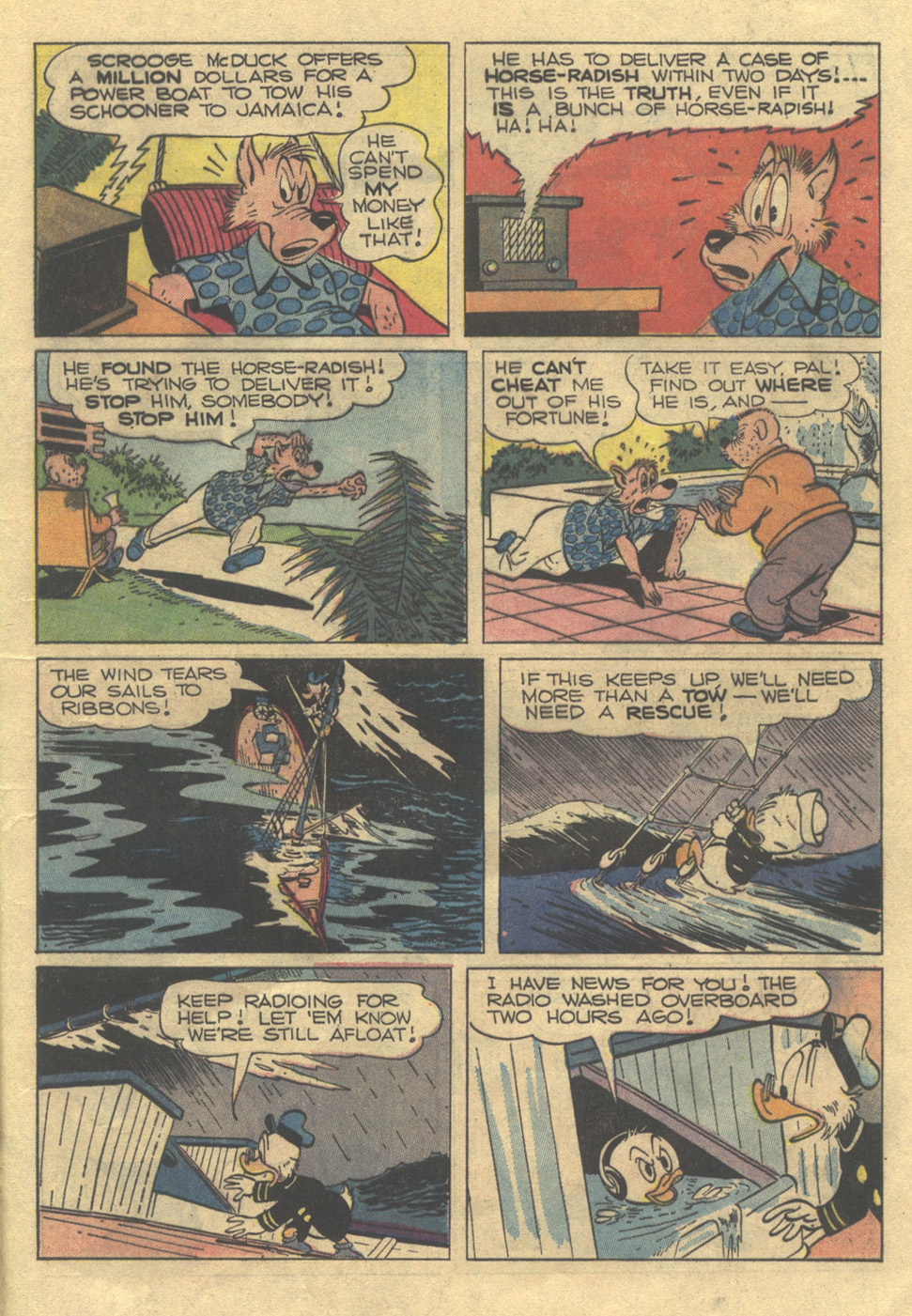 Uncle Scrooge (1953) Issue #105 #105 - English 21