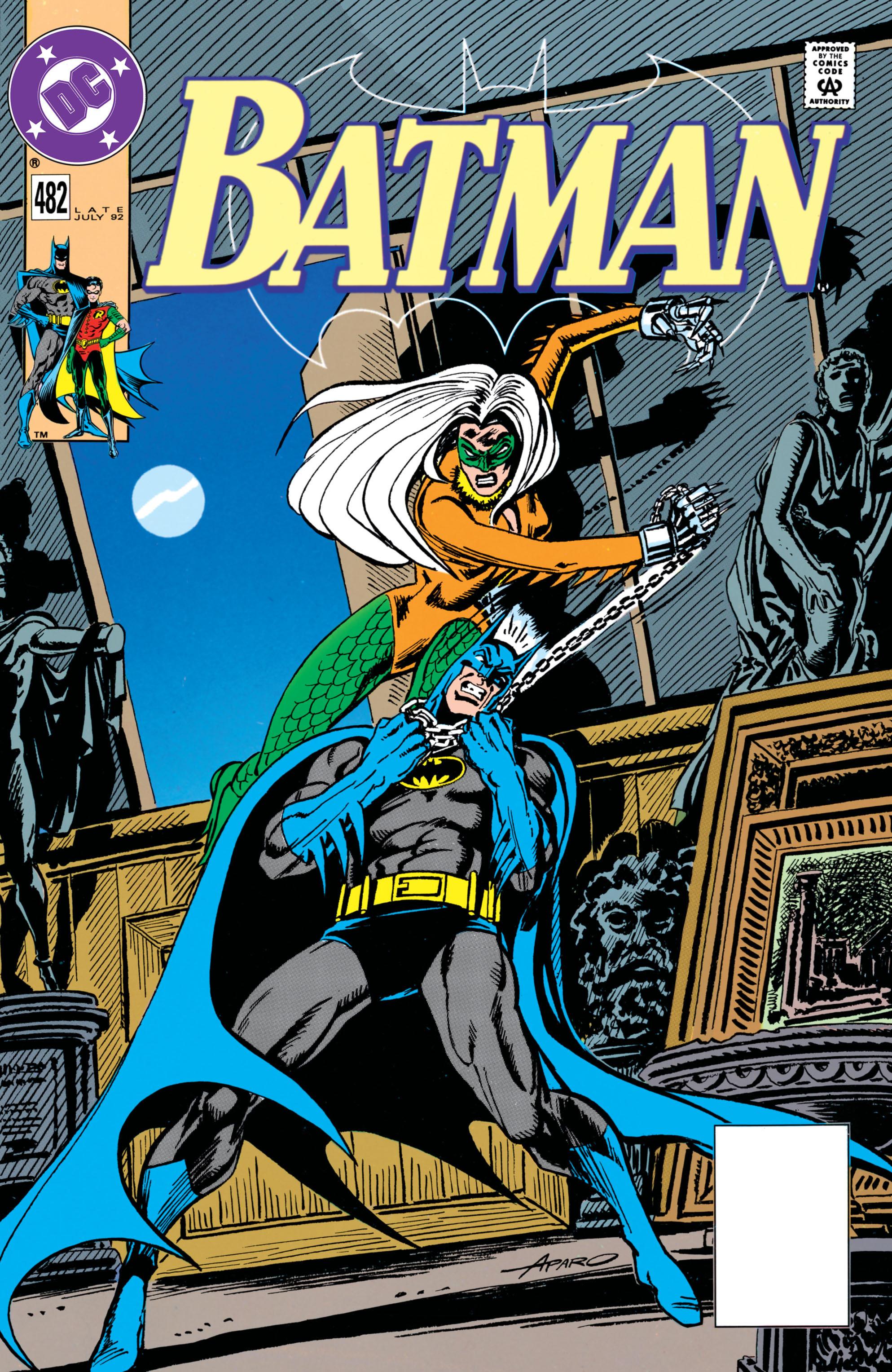 Batman (1940) 482 Page 1