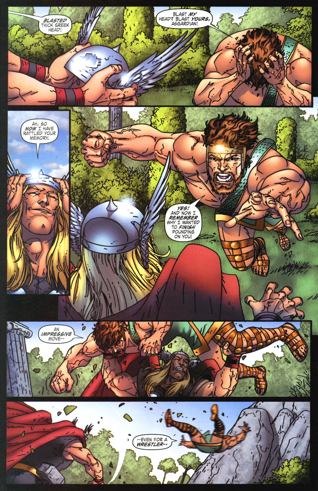 Read online Thor: Blood Oath comic -  Issue #3 - 12