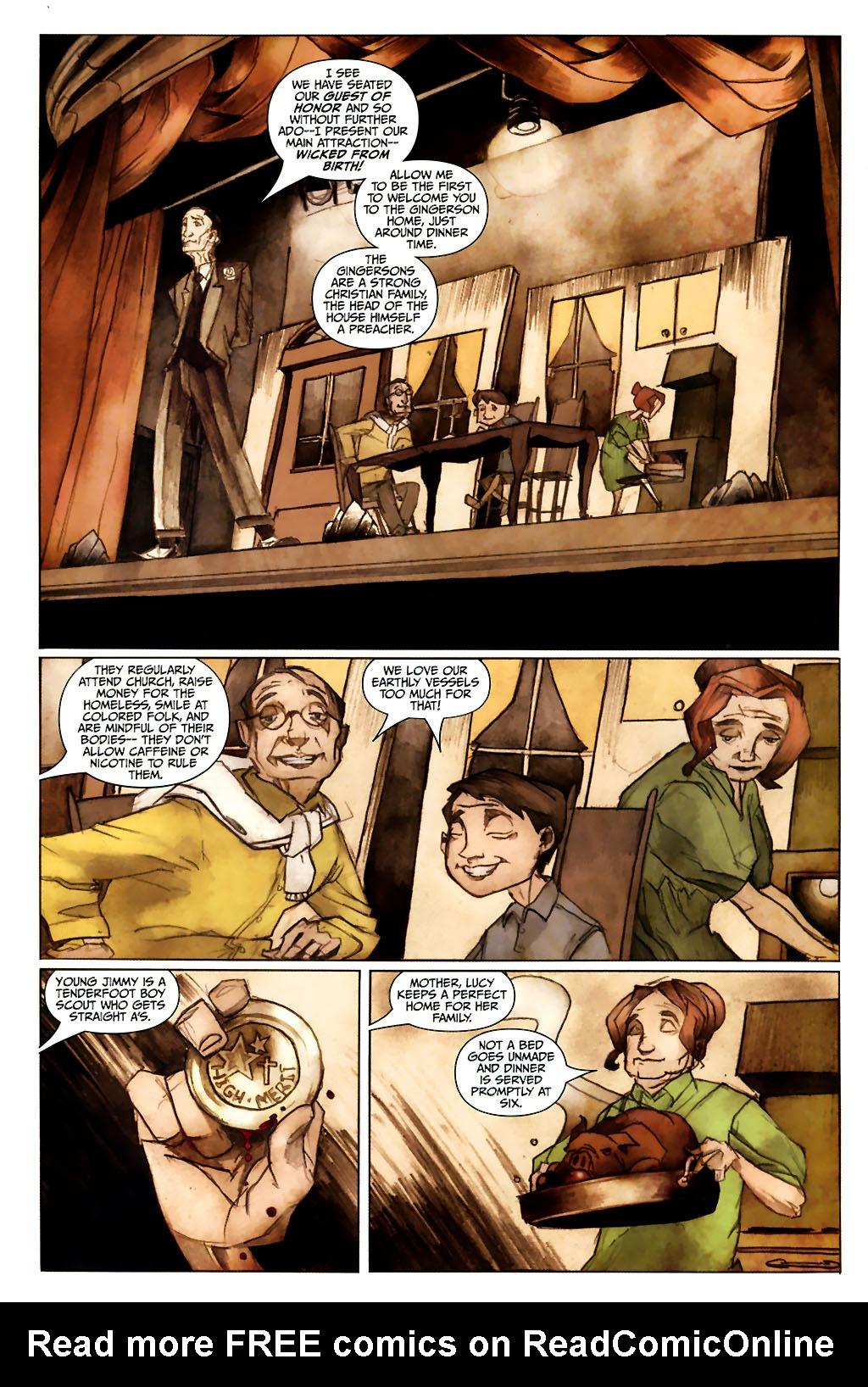 Girl 13 Page 6 #6 - English 14