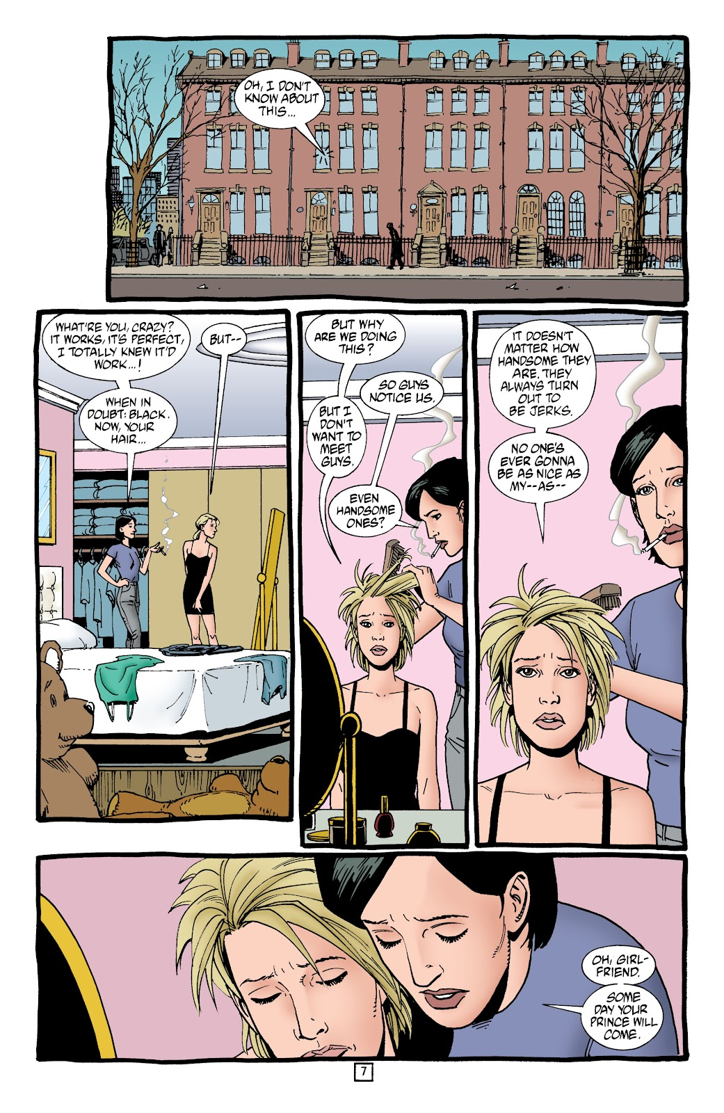 Preacher Issue #52 #61 - English 8