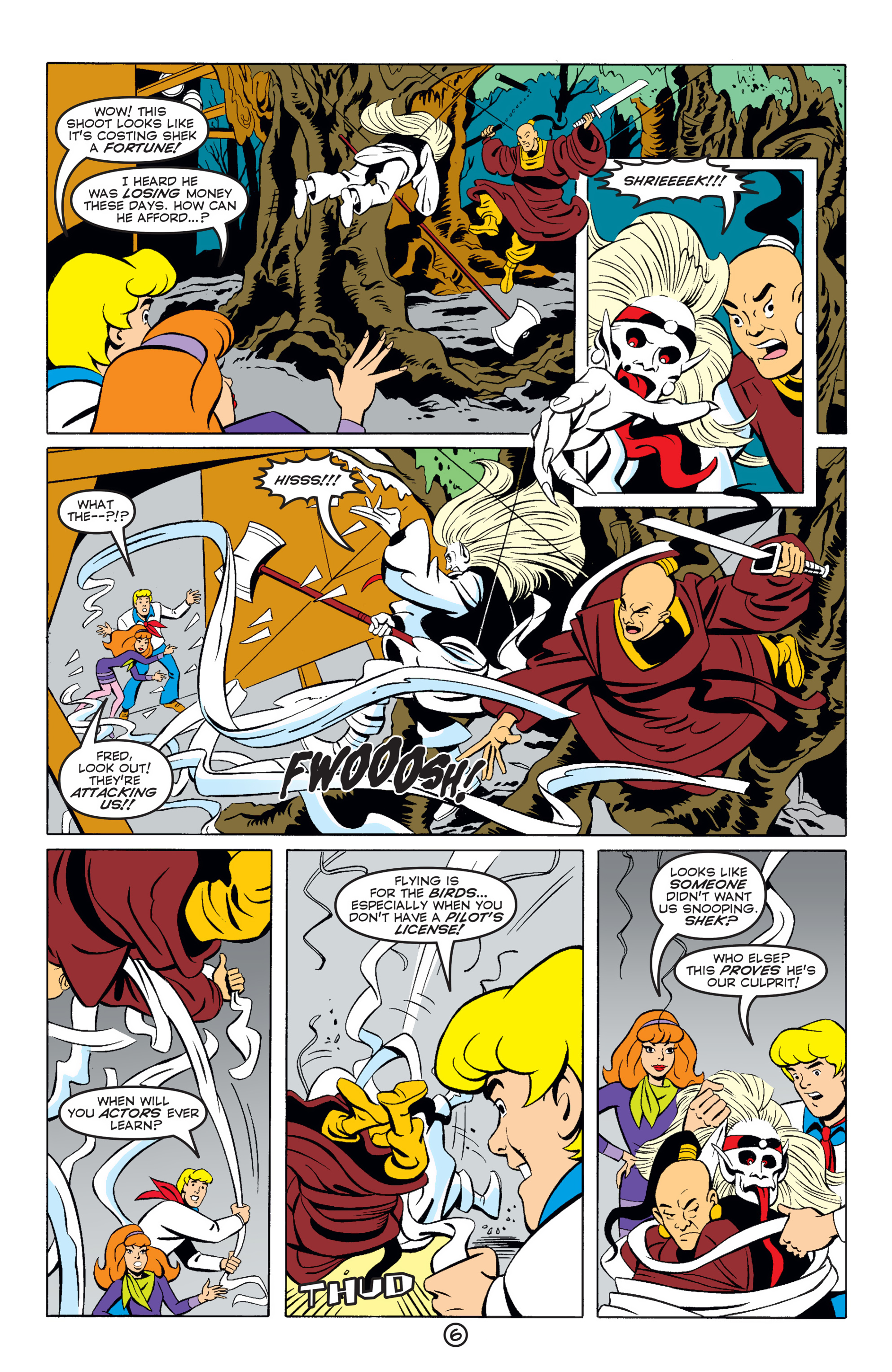 Read online Scooby-Doo (1997) comic -  Issue #59 - 7