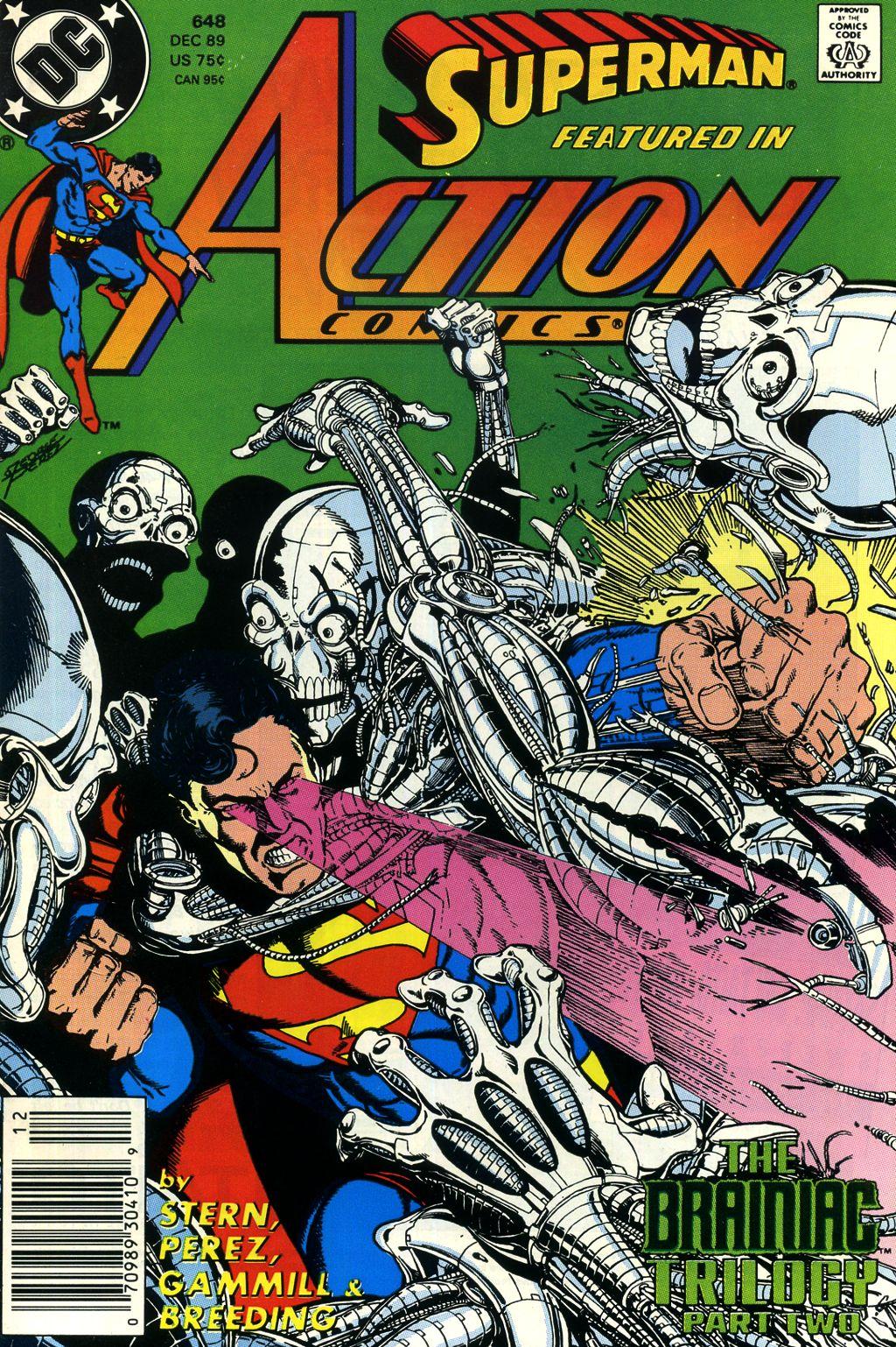 Action Comics (1938) 648 Page 1