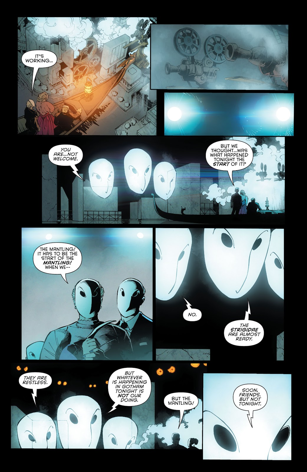 Batman (2011) Issue #51 #70 - English 14