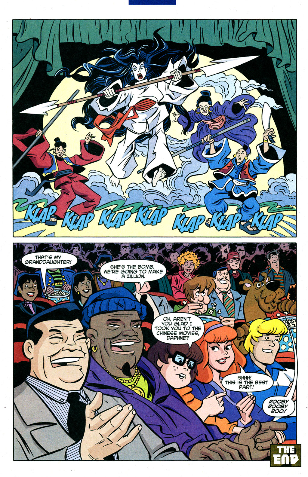 Read online Scooby-Doo (1997) comic -  Issue #91 - 11