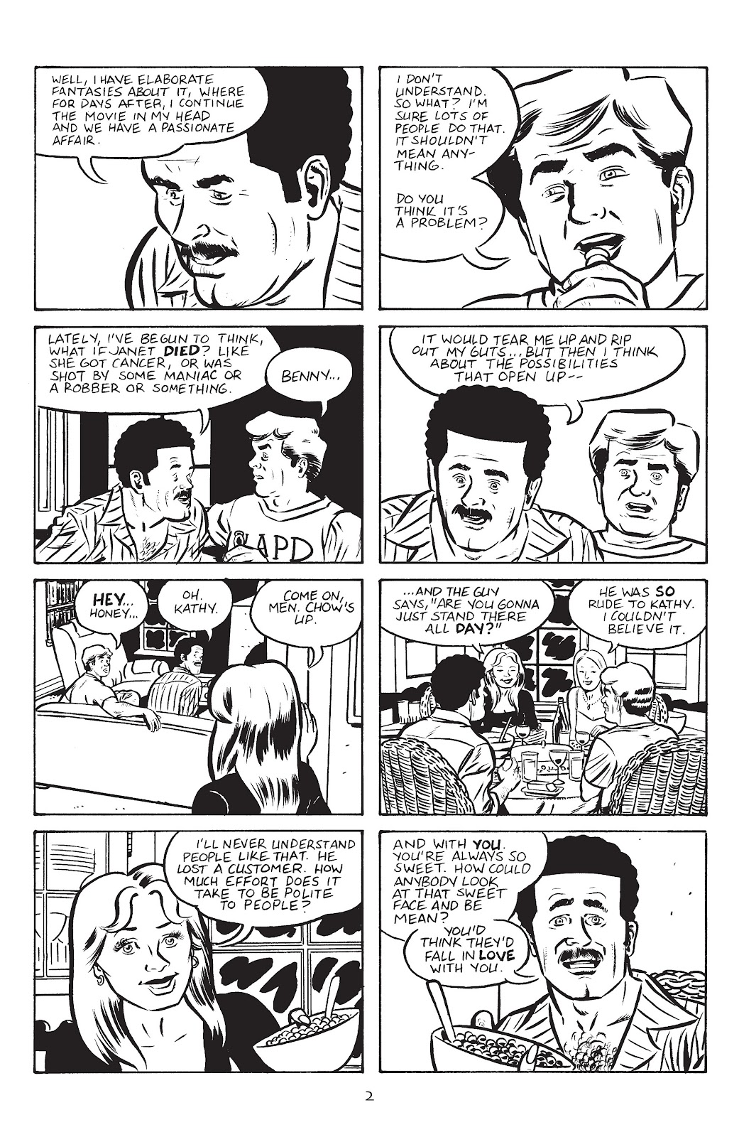 Stray Bullets Issue #21 #21 - English 4