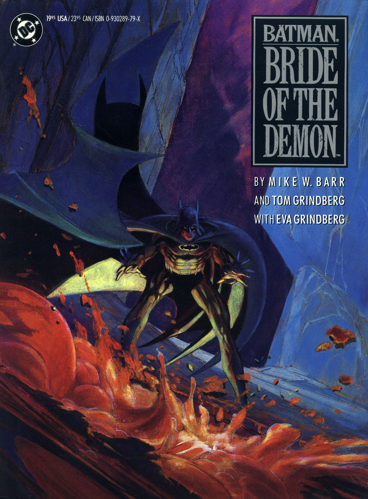 Batman: Bride of the Demon TPB Page 1