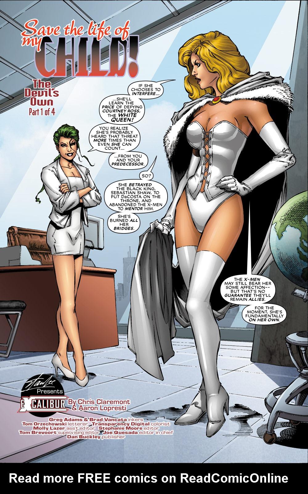 Excalibur (2004) Issue #11 #11 - English 4