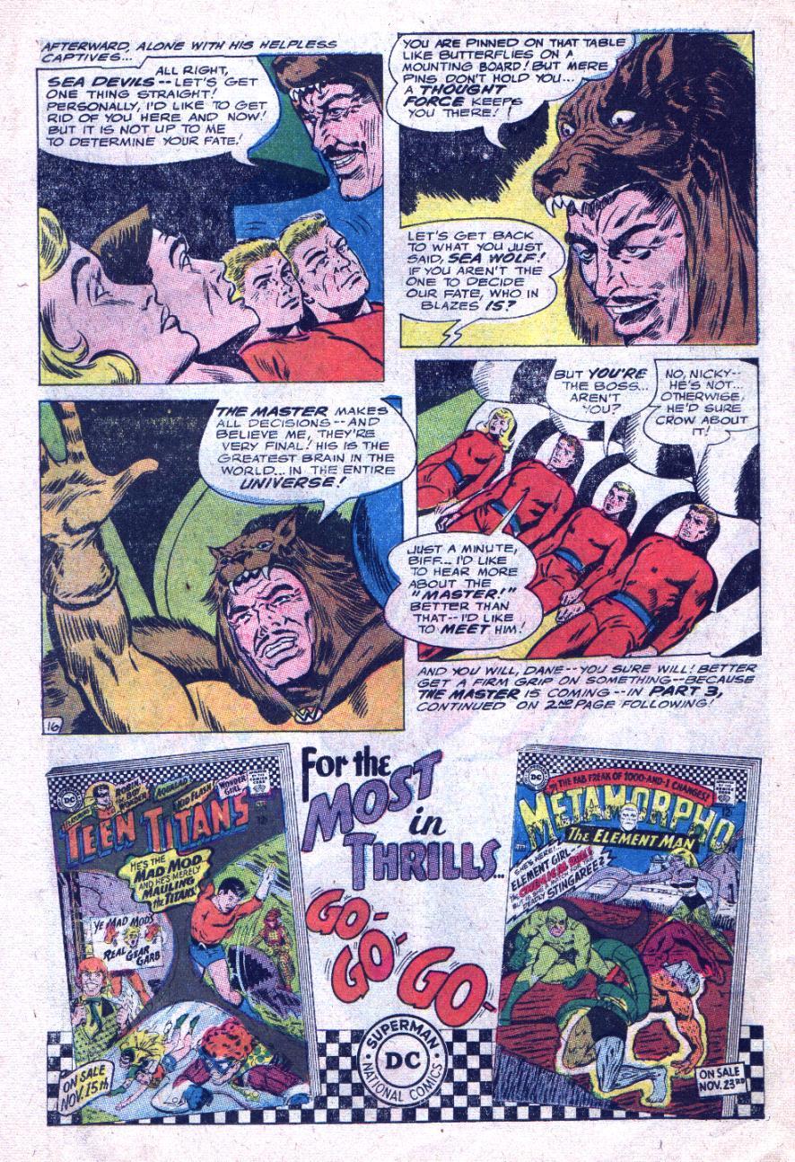 Read online Sea Devils comic -  Issue #33 - 23