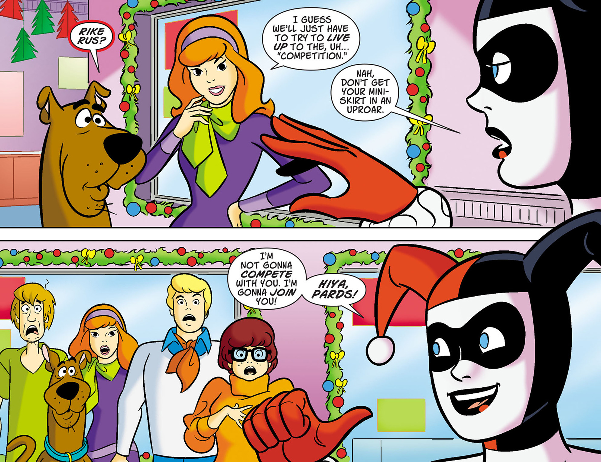 Read online Scooby-Doo! Team-Up comic -  Issue #41 - 9