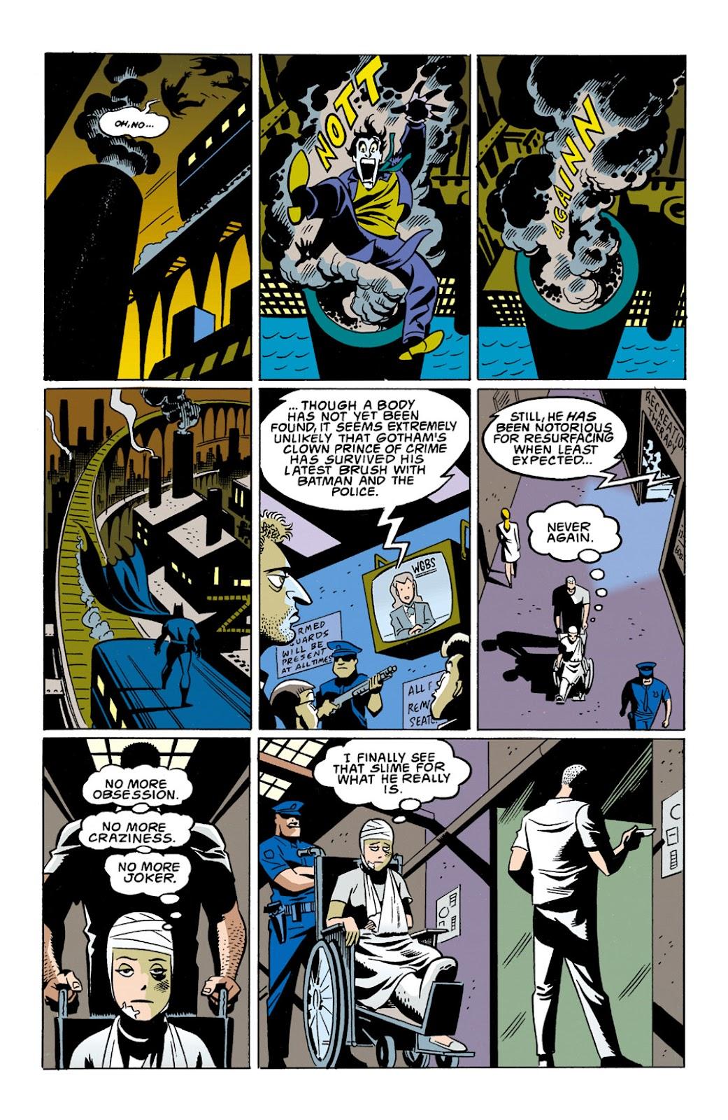 The Batman Adventures: Mad Love Full #1 - English 64