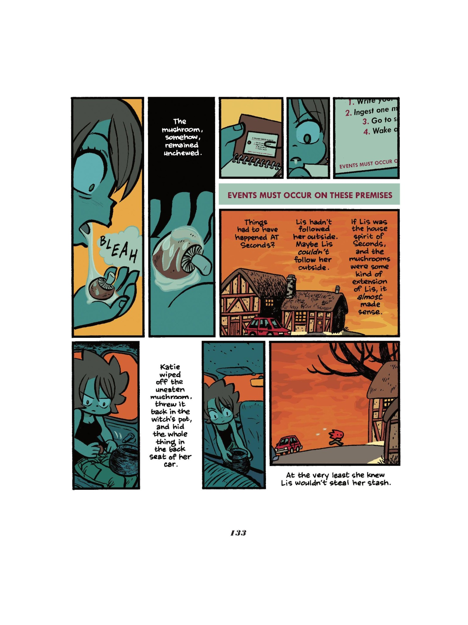 Read online Seconds comic -  Issue # Full - 134