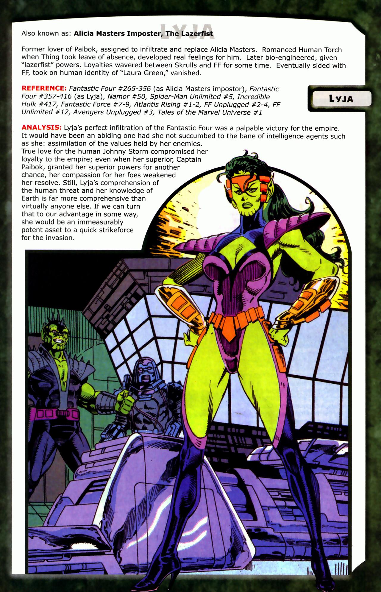 Read online Skrulls! comic -  Issue # Full - 29