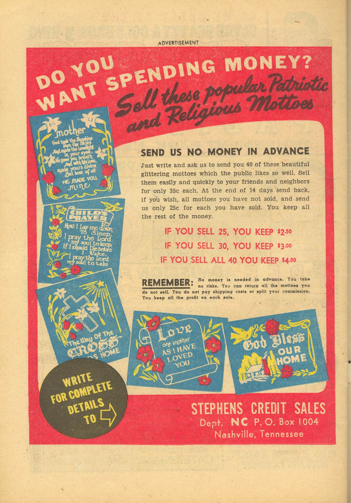 Read online Adventure Comics (1938) comic -  Issue #284 - 34