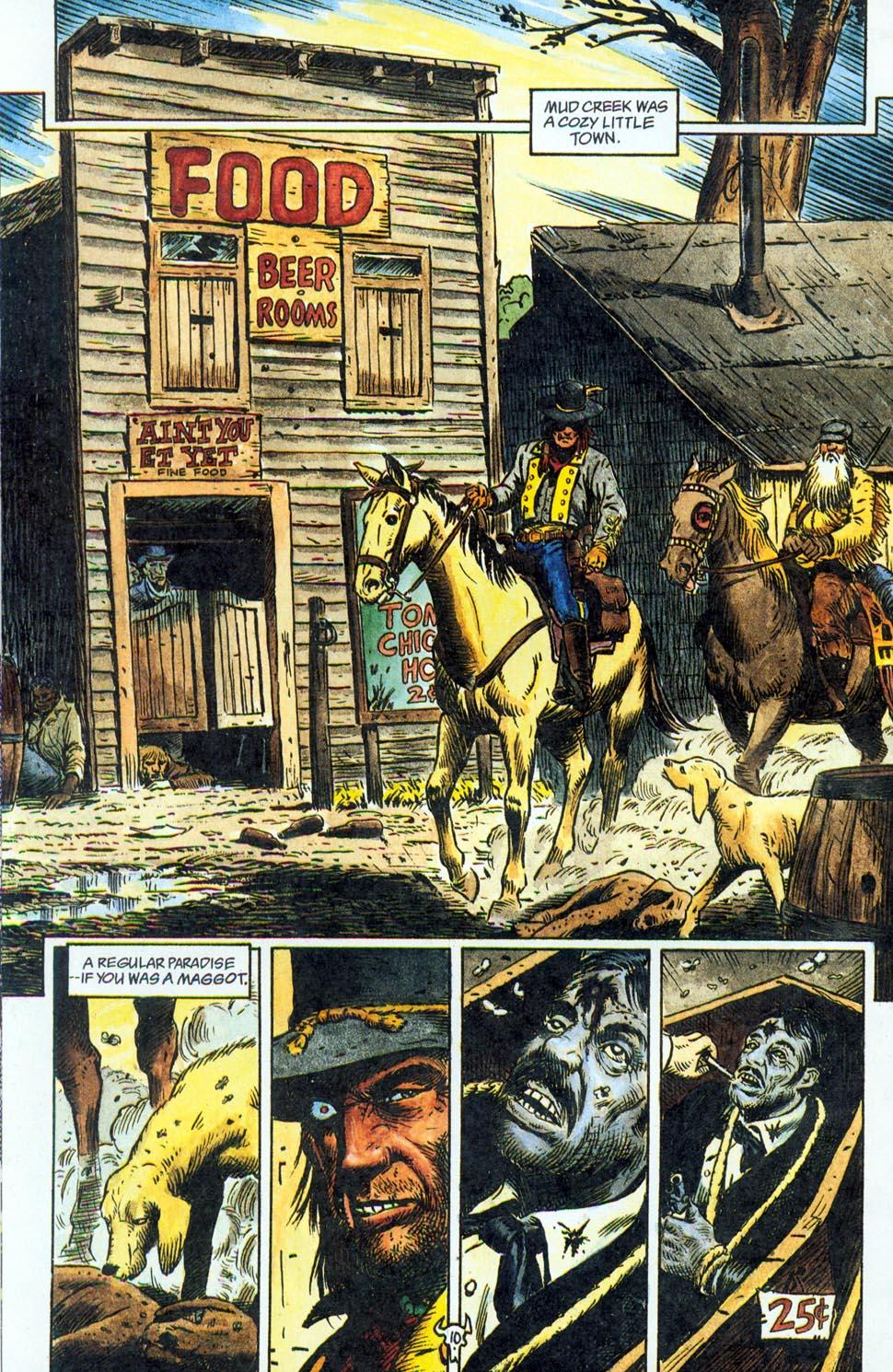 Jonah Hex: Two-Gun Mojo Issue #1 #1 - English 12