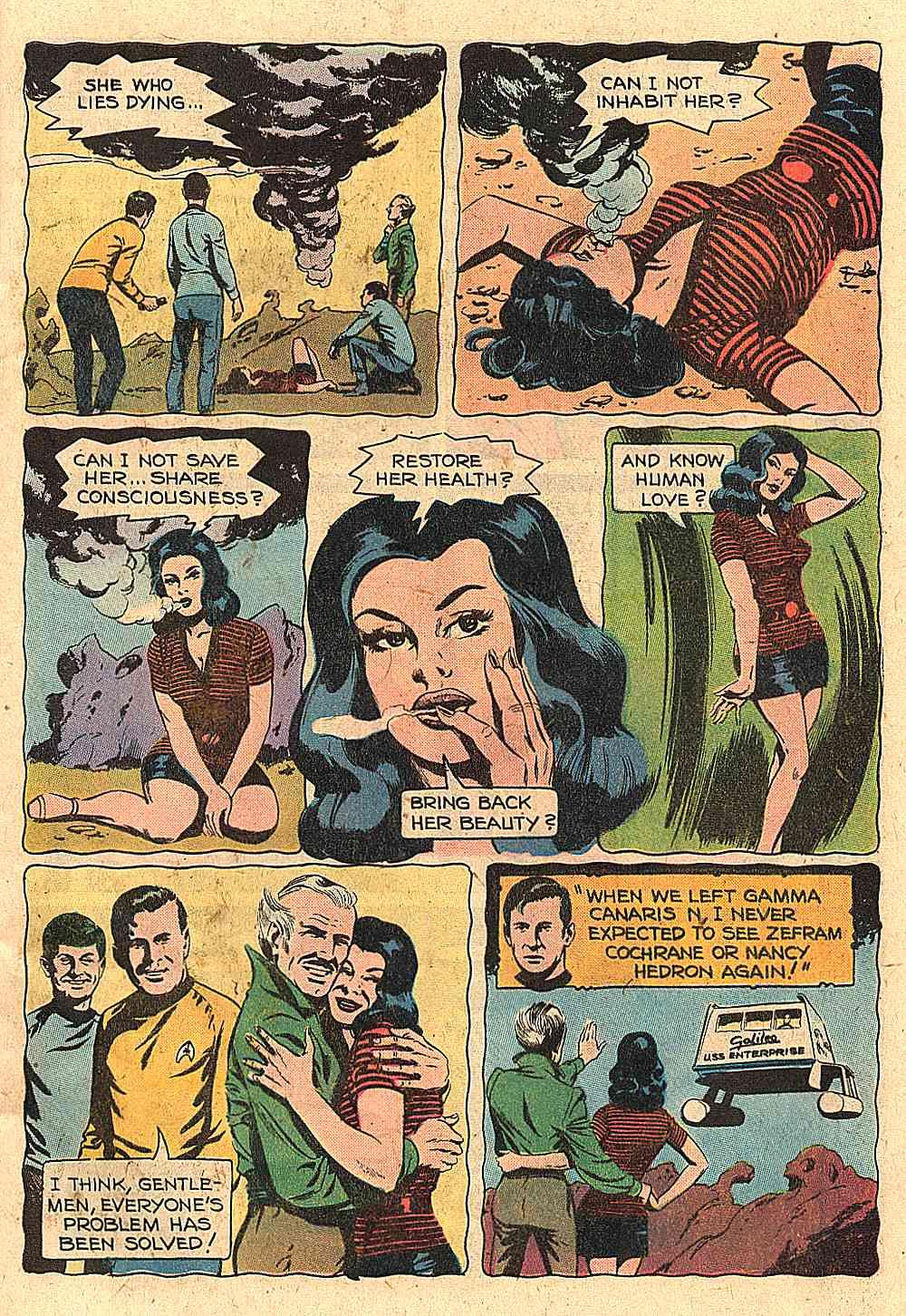 Star Trek (1967) #49 #49 - English 7