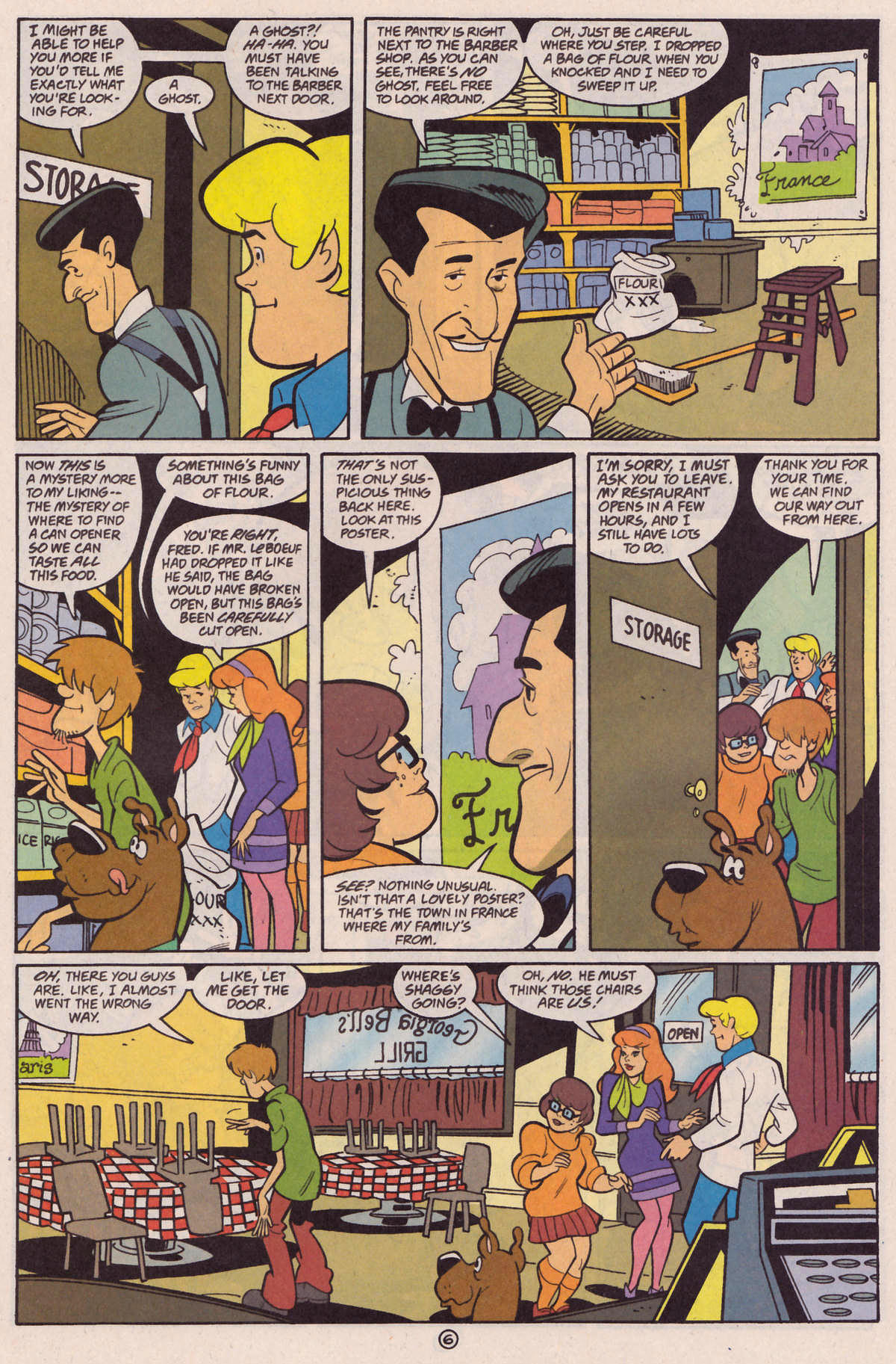 Read online Scooby-Doo (1997) comic -  Issue #29 - 7
