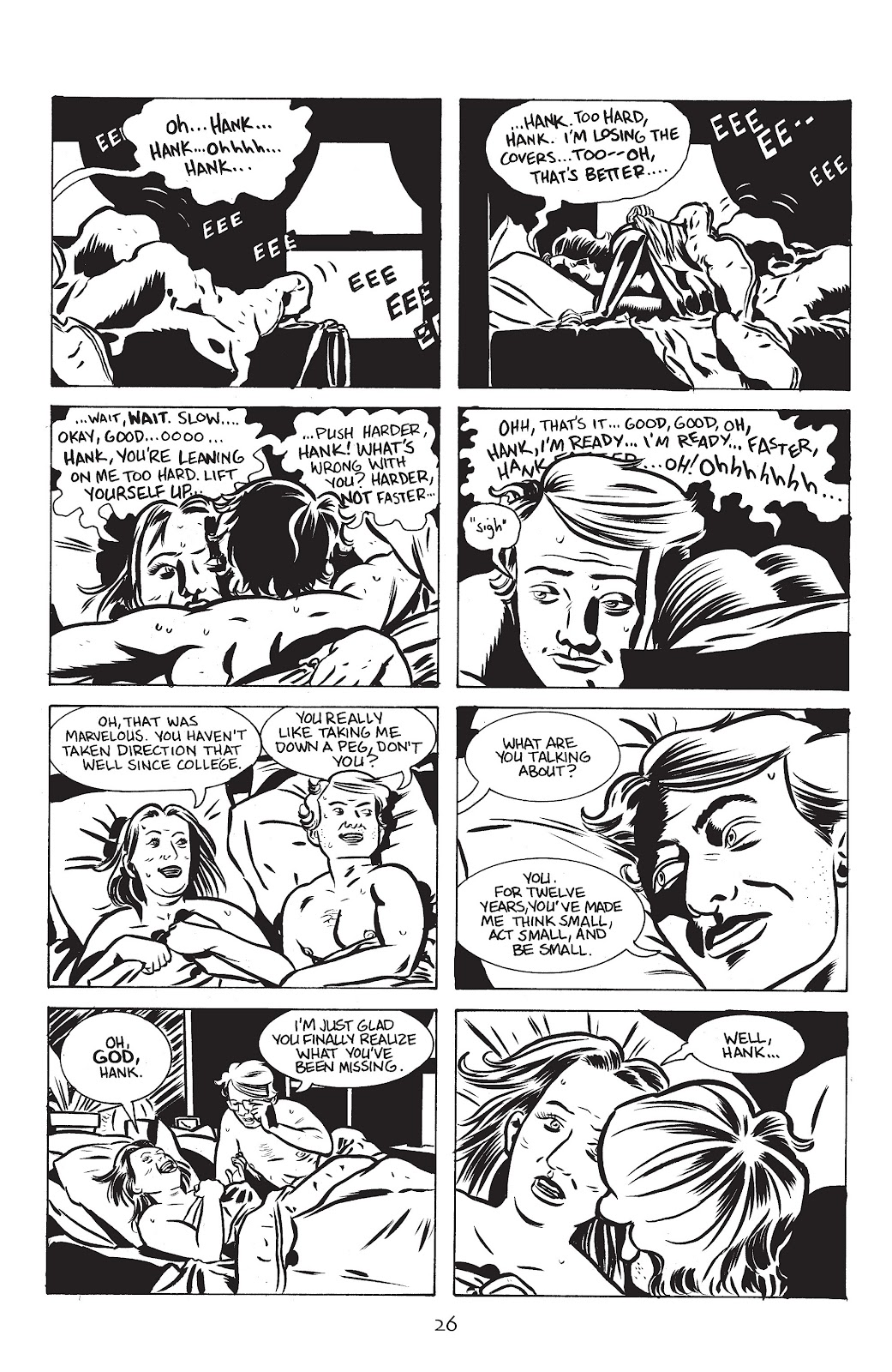 Stray Bullets Issue #16 #16 - English 28