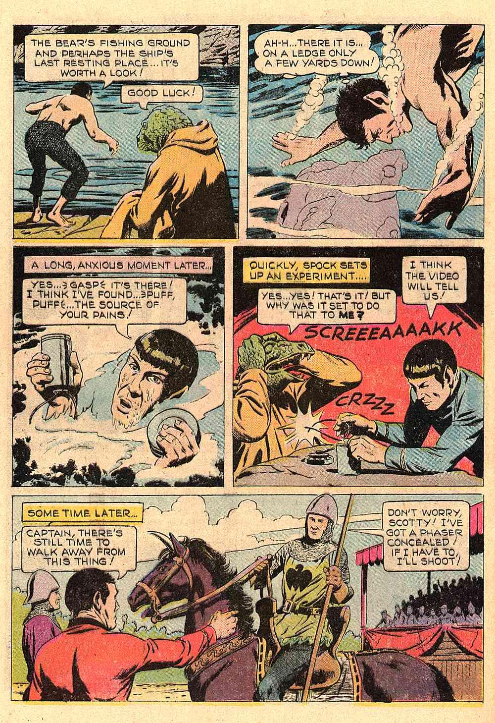 Star Trek (1967) #57 #57 - English 20