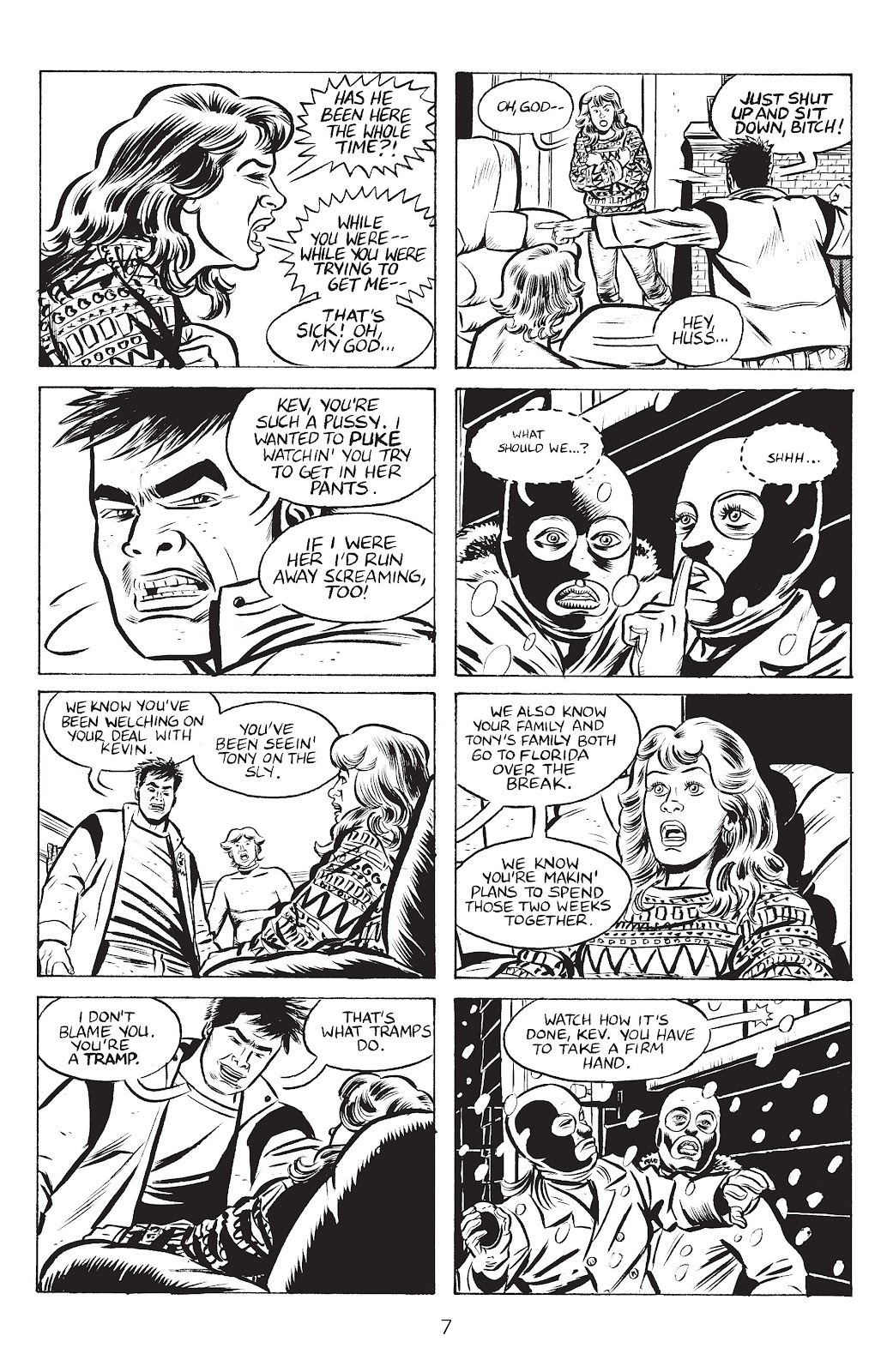 Stray Bullets Issue #38 #38 - English 9