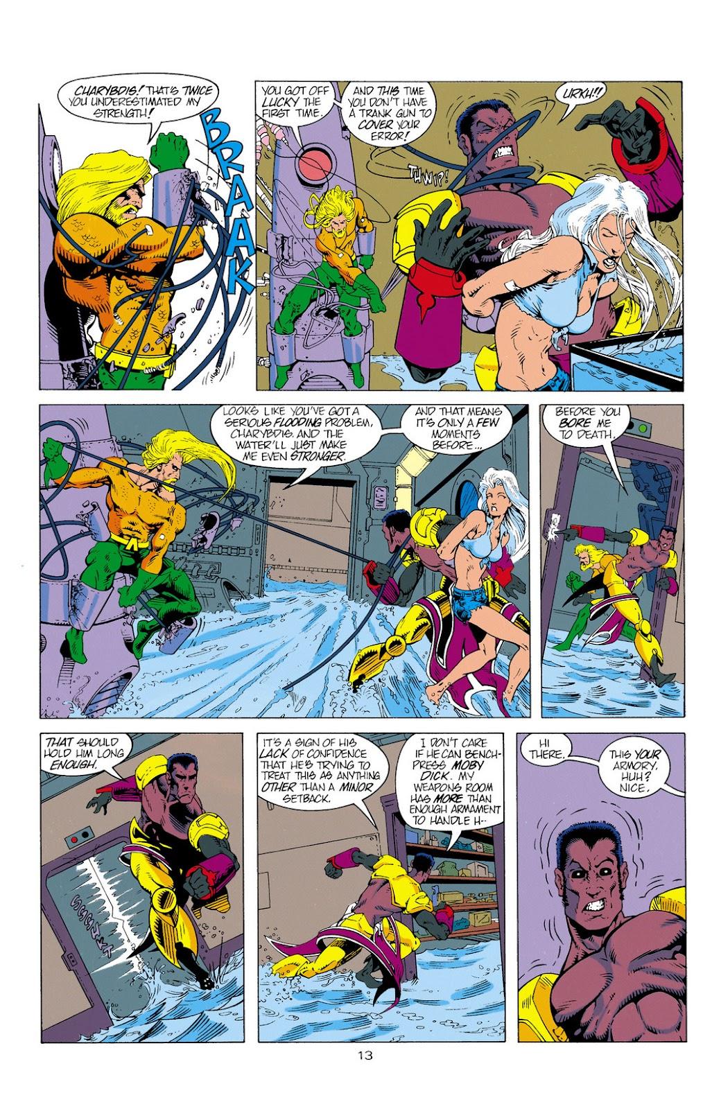 Aquaman (1994) Issue #2 #8 - English 14
