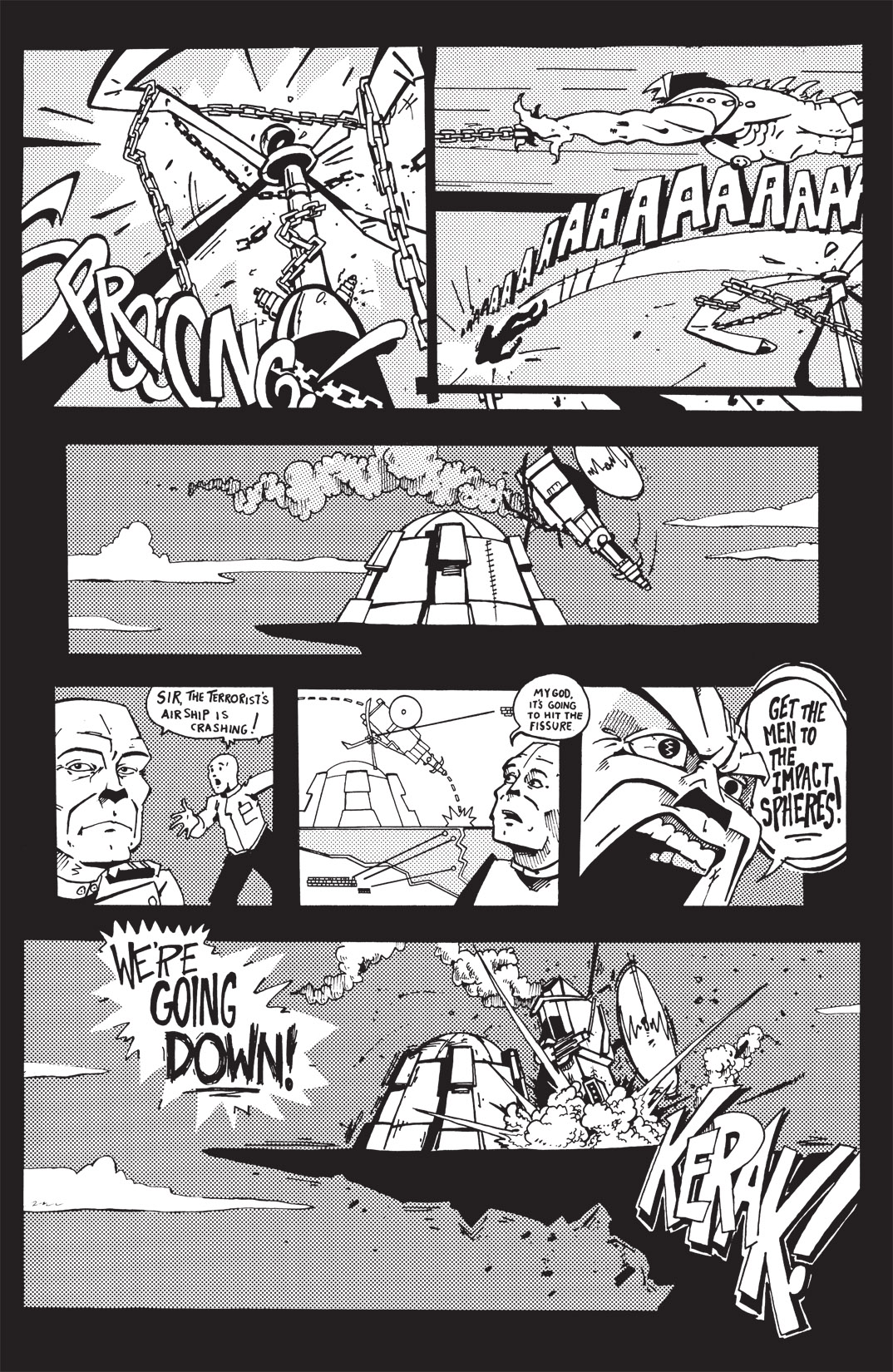 Read online Scud: The Disposable Assassin: The Whole Shebang comic -  Issue # TPB (Part 1) - 99
