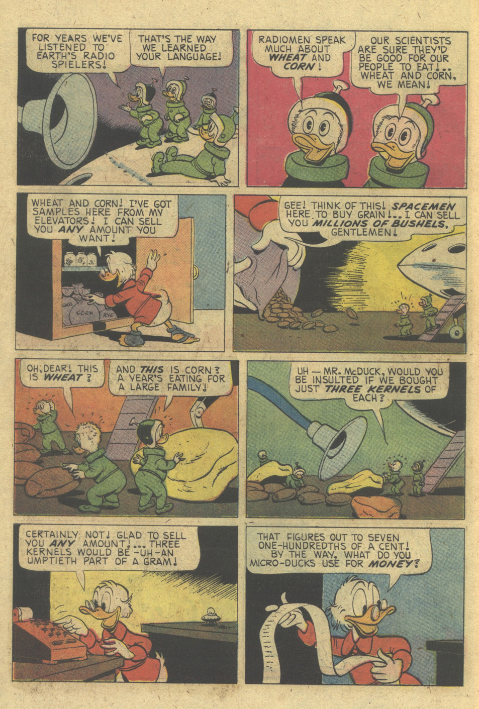 Uncle Scrooge (1953) Issue #130 #130 - English 10
