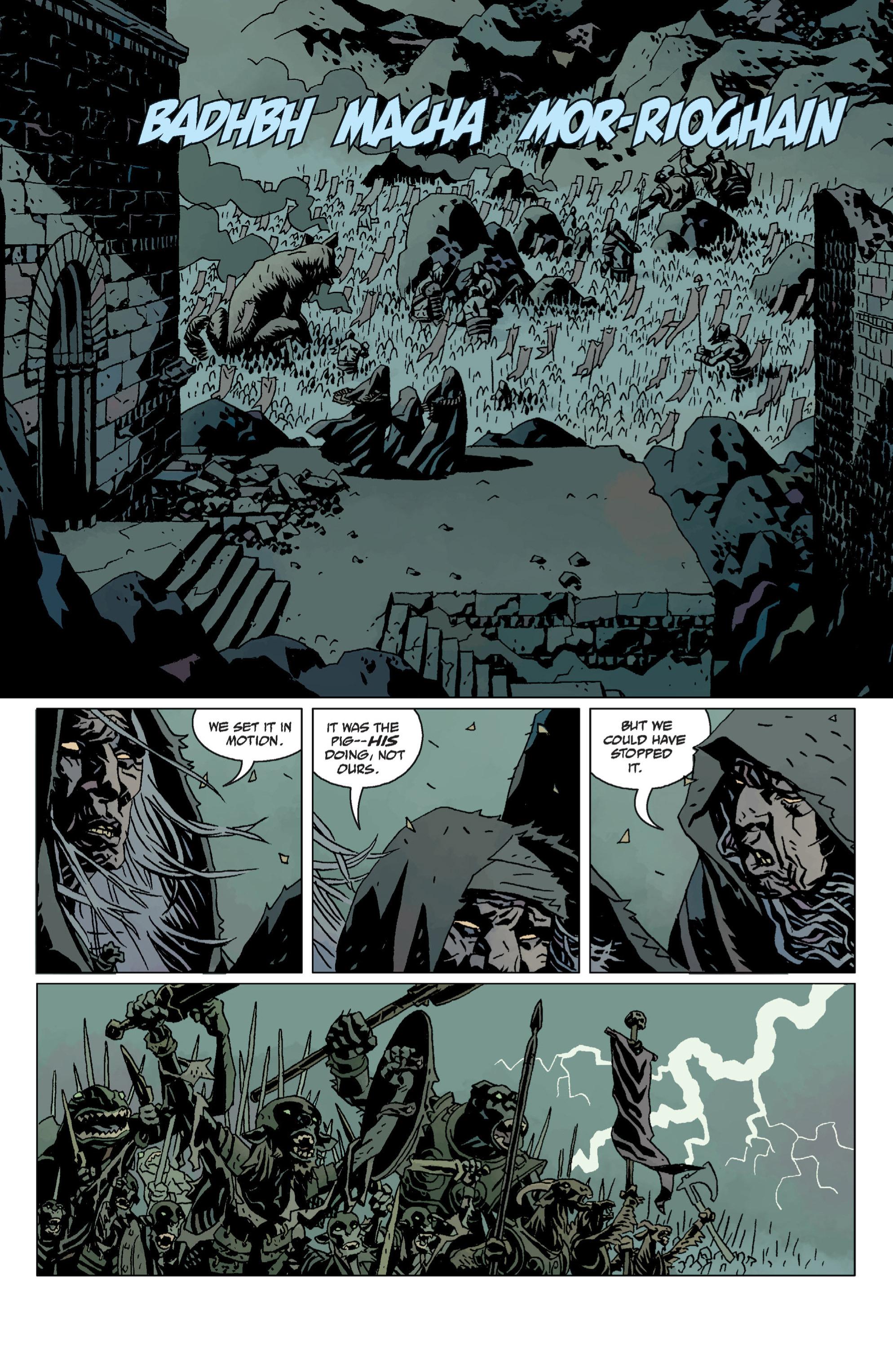 Hellboy chap 12 pic 89