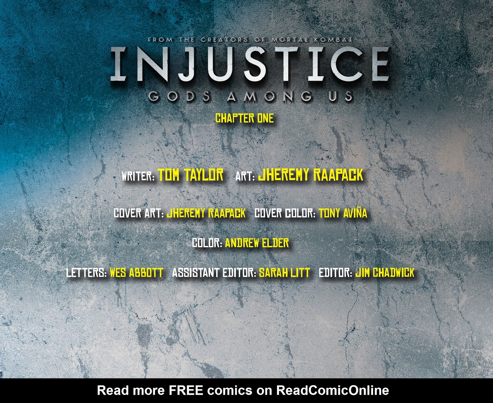 Injustice: Gods Among Us [I] Issue #1 #2 - English 2