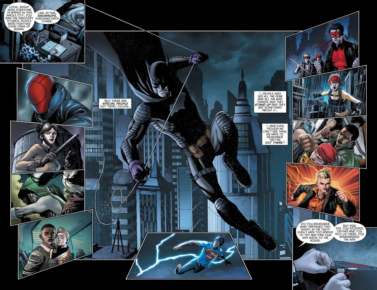 Batman (2011) Issue #25 #44 - English 27