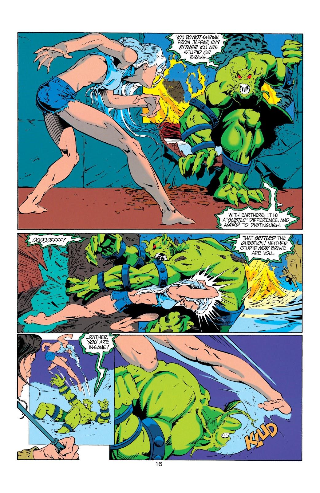 Aquaman (1994) Issue #6 #12 - English 17