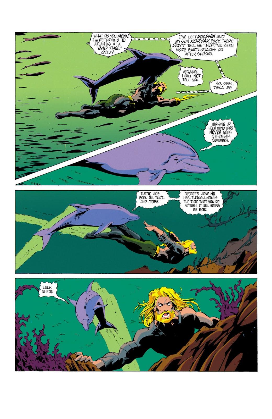 Aquaman (1994) Issue #11 #17 - English 2