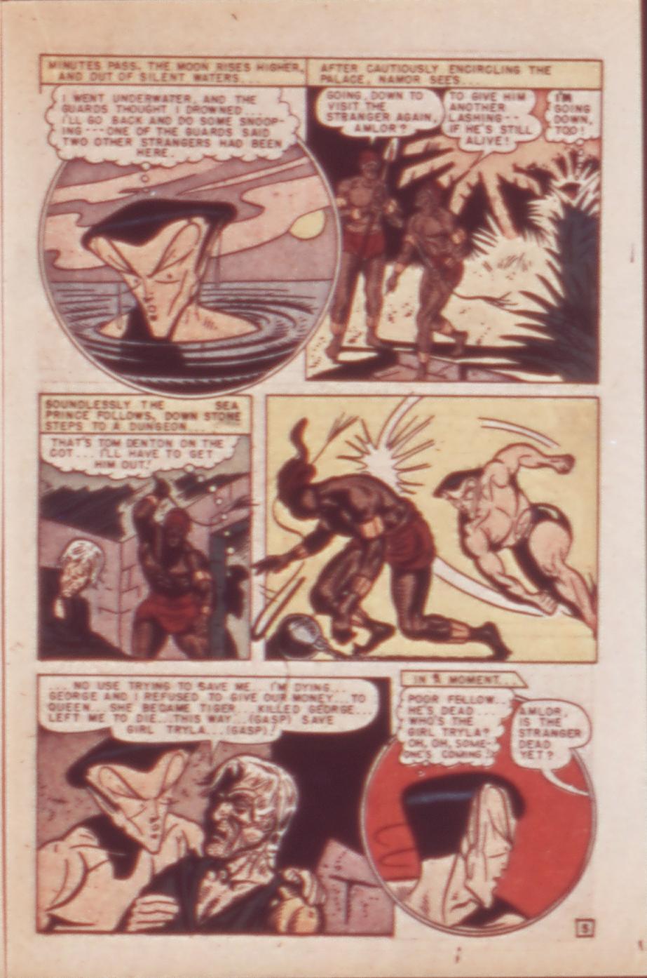 Sub-Mariner Comics Issue #21 #21 - English 19