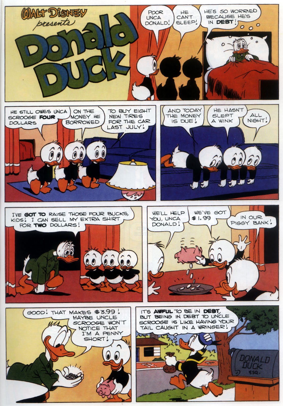 Uncle Scrooge (1953) Issue #333 #333 - English 19