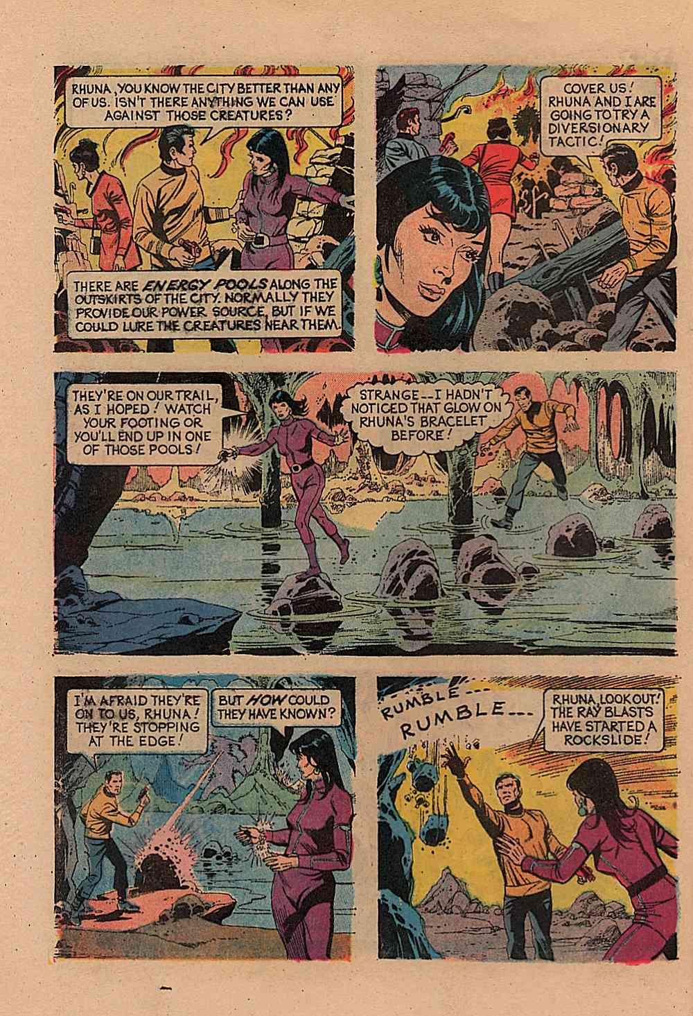Star Trek (1967) Issue #22 #22 - English 17